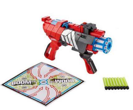 BOOMco. Twisted Spinner Blaster, blasters, mattel blasters