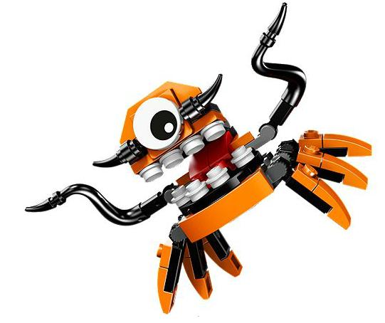 LEGO Mixels Series 2 Kraw