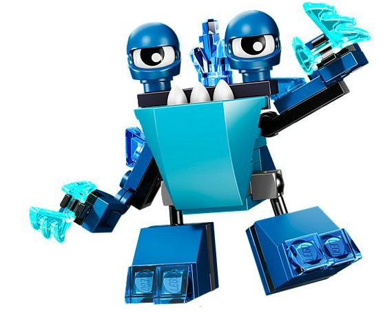 LEGO Mixels Series 2 Slumbo