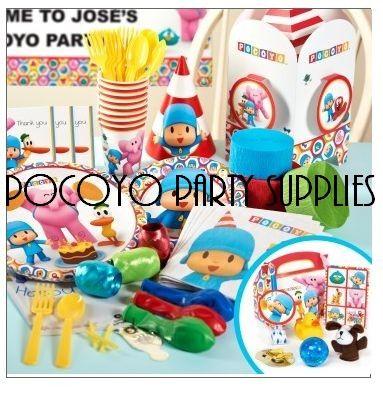 Pocoyo Party Supplies 05