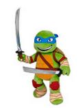 Teenage Mutant Ninja Turtles Build a Bear Leonardo