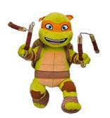 Teenage Mutant Ninja Turtles Build a Bear Michelangelo
