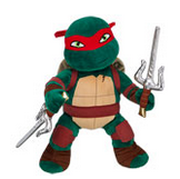 Teenage Mutant Ninja Turtles Build a Bear Raphael
