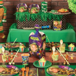 Teenage Mutant Ninja Turtles Party Supplies 01