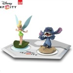 Tinker Bell and Stitch Disney Infinity