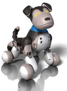 Zoomer Interactive Puppy Shadow, Spin Master