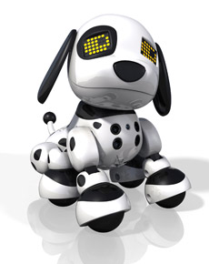 Zoomer Zuppies Interactive Puppy Spot, Spin Master