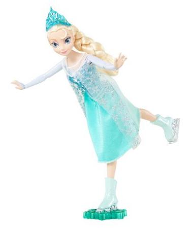 Disney Frozen Ice Skating Dolls, Disney Frozen Dolls, Elsa Doll