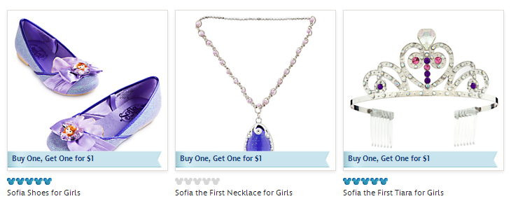 Disney Store Online Sale BOGO1-02