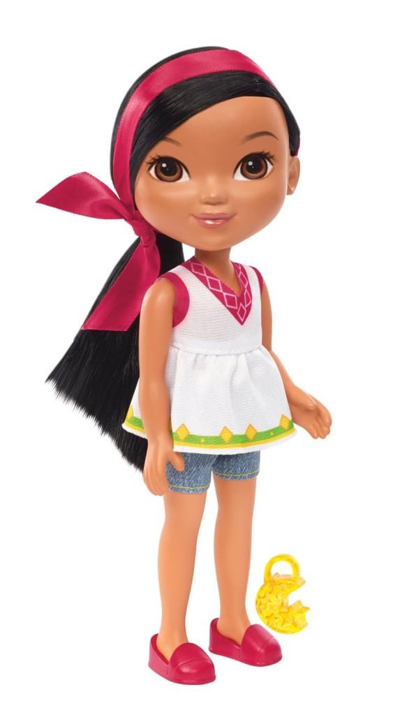 Dora and Friends Naiya Doll, Dora and Friends Toys, Dora and Friends Dolls, Dora Doll, Fisher Price
