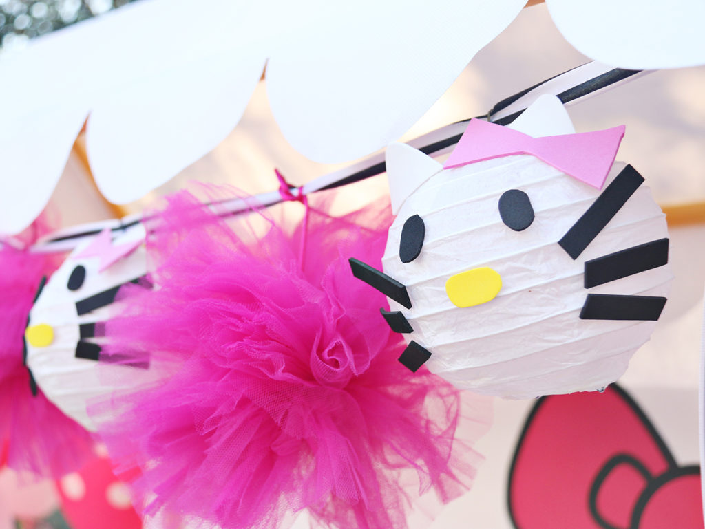 A Hello Kitty Birthday Party Is The Purrfect Theme For Girls We