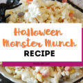 Halloween Monster Munch Recipe
