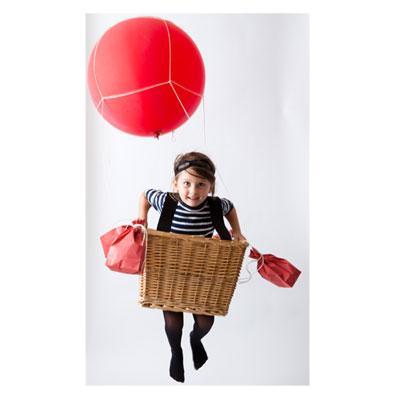 Hot Air Ballooner Halloween Costume