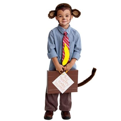 Monkey Business Halloween Costume