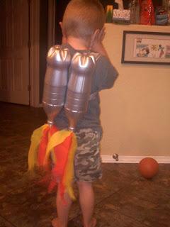 jet pack kids halloween costume