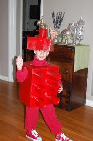 Lego Man Halloween Costume.20 Easy Homemade Halloween Costumes For Kids Parties365