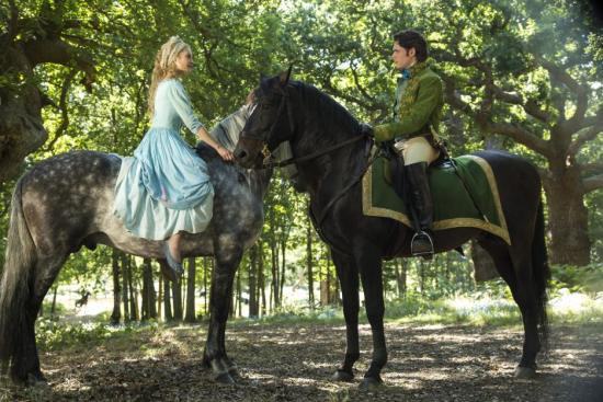 new Cinderella movie 12