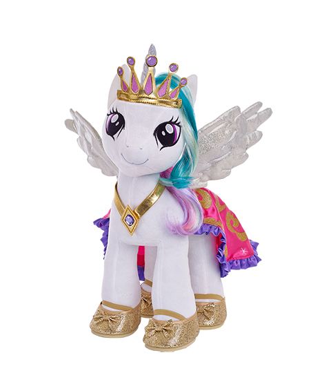 Royal MY LITTLE PONY PRINCESS CELESTIA Build a Bear