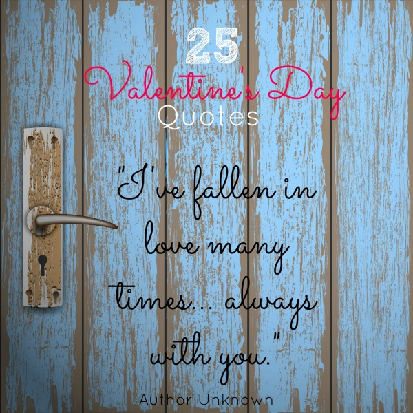 Inspirational and funny Valentine's Day Quotes