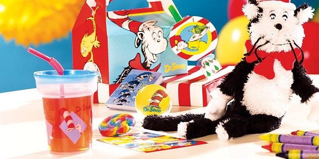 Dr Seuss Party Supplies 02