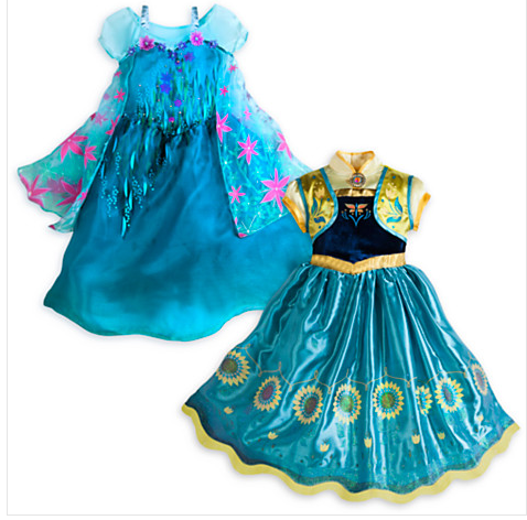 Frozen Fever Costume Set