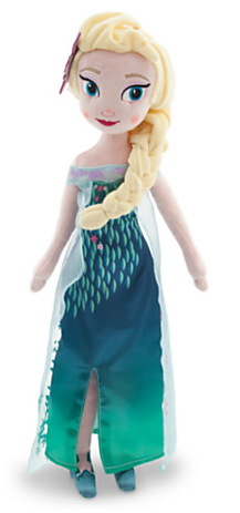 Frozen Fever Elsa Doll