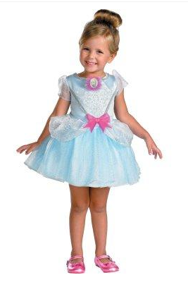 Cinderella Ballerina Costume