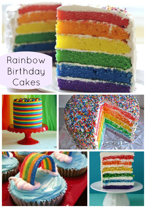rainbow-birthday-cakes