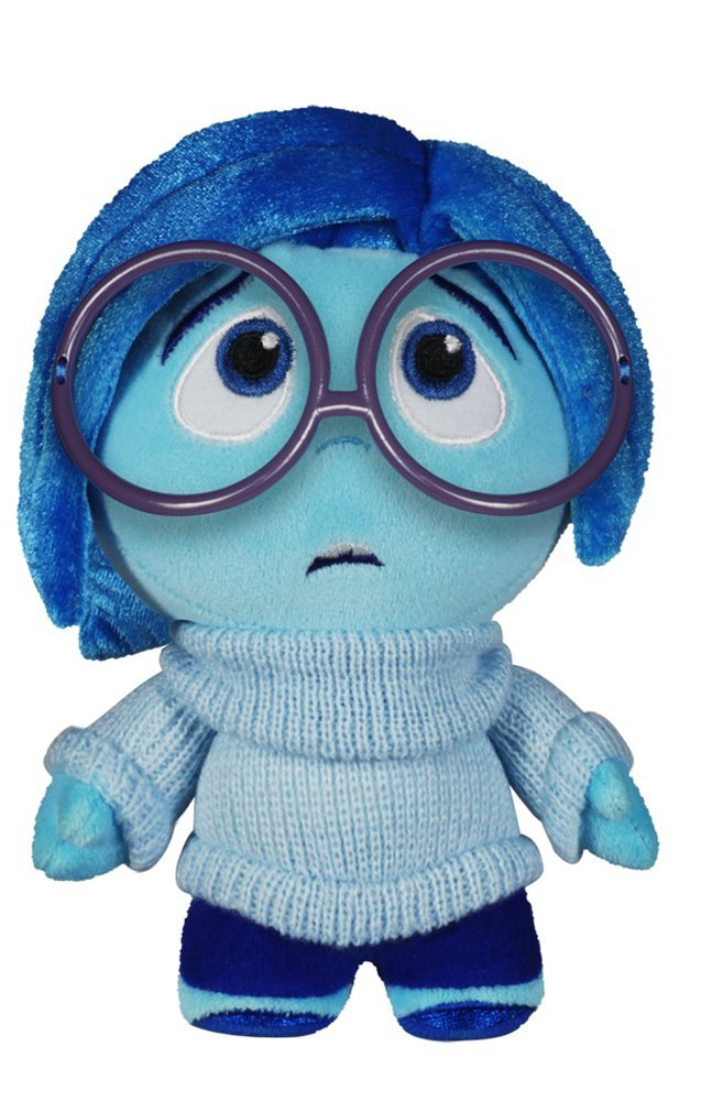 Inside Out Toy Sadness Funk Figure