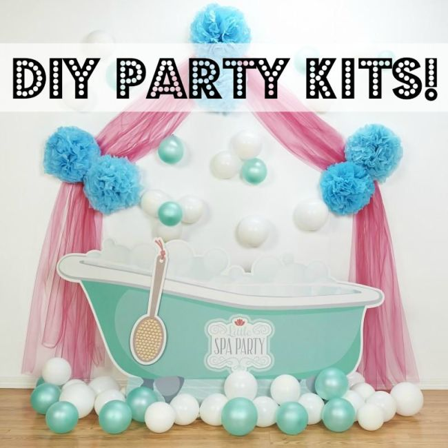 DIY Party Kits Lead Image