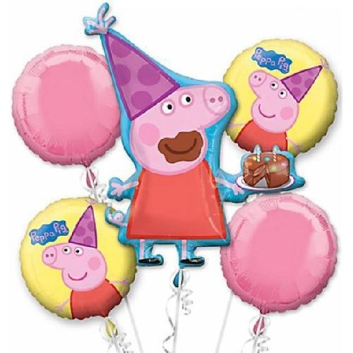 Peppa Balloons