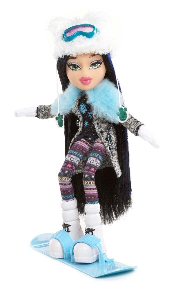 Bratz #SnowKissed Doll- Jade