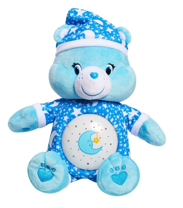 Care Bears Bedtime Magic Night Light Bear Plush-01