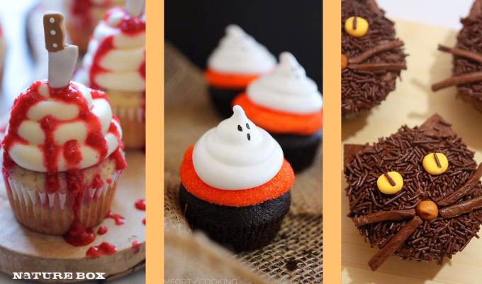 15 of the Best Halloween Cupcake Ideas! Perfect ideas for your Halloween Parties... | Halloween Treats | Halloween Party Food | Halloween Party Ideas