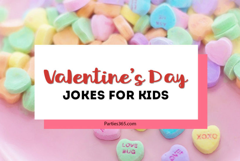 These playful and funny Valentine's Day jokes for kids will have your little ones laughing out loud! Perfect for your Valentine's card for them or adding to classroom Valentine's, you'll think these 25 jokes are totally punny! #Valentines #valentinesjokes #jokesforkids #valentinesforkids