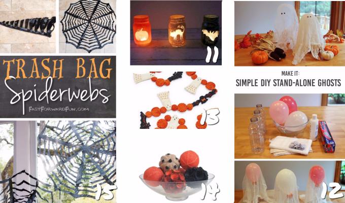 25 Fun Halloween Decor Ideas | Halloween Decor | Halloween Decorations for Kids