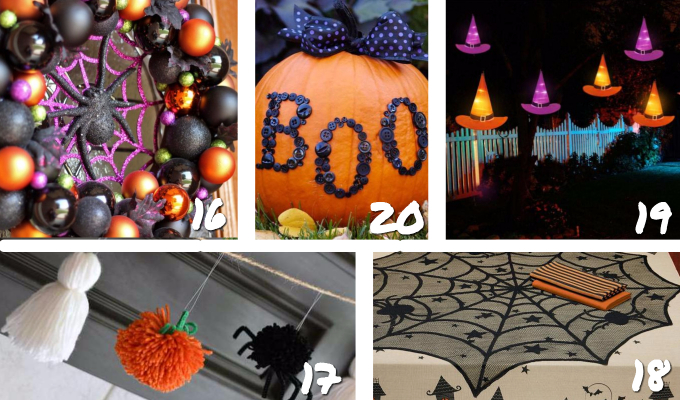 Halloween Decor Ideas | Fun Halloween Decor | Kid-Friendly Halloween Decor