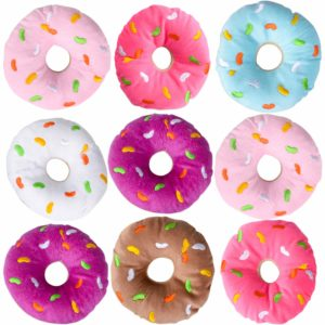 Donut Plush Party Favors