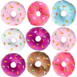 Donut Plush Party Favors