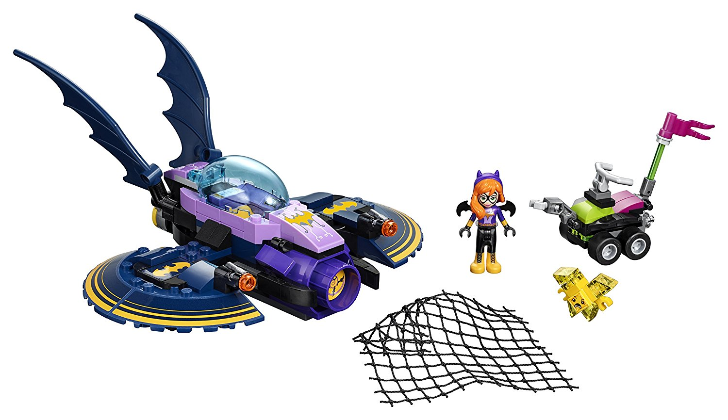 LEGO DC Super Hero Girls 41230 Batgirl Batjet Chase