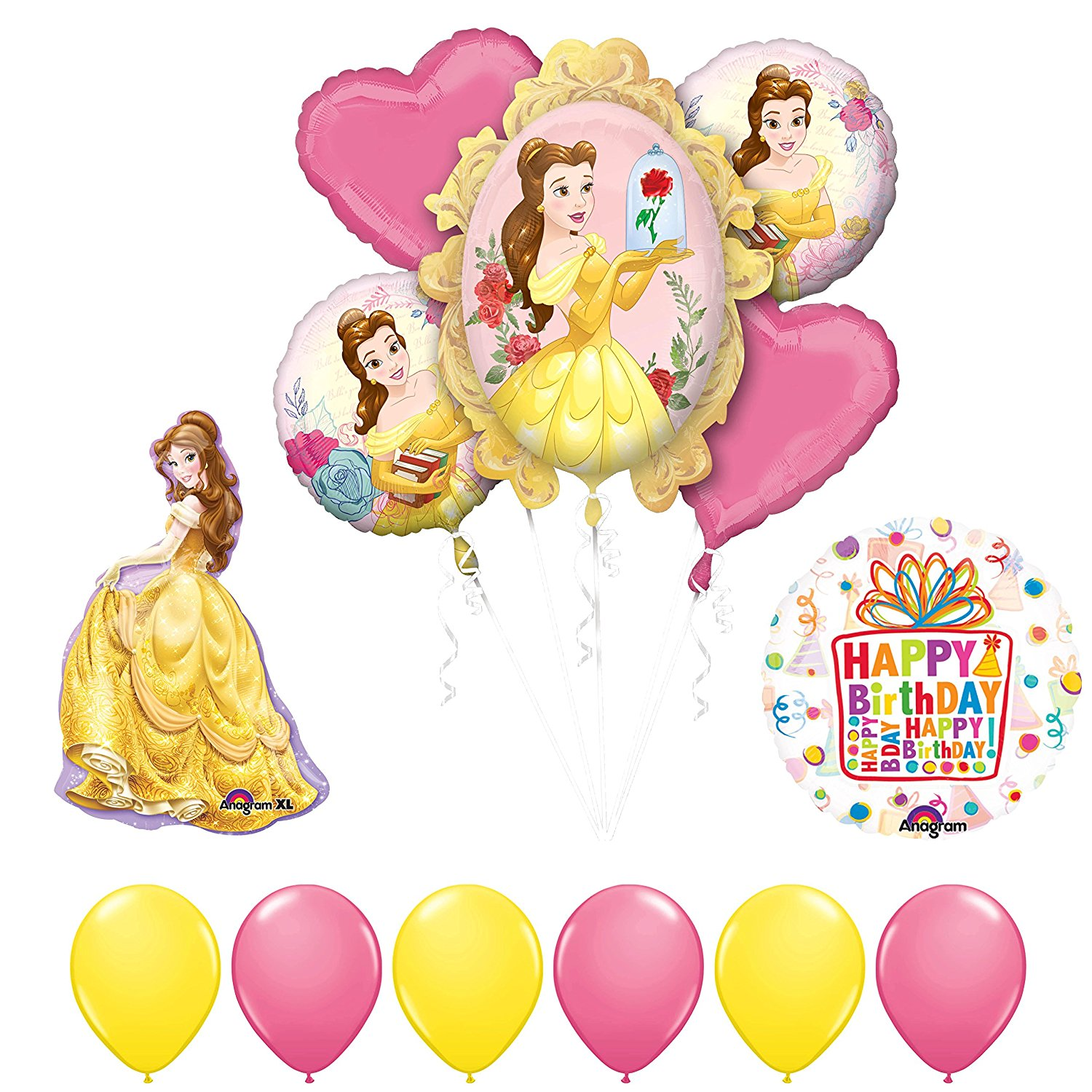 From the invitations and decorations to the cake and activities, we have tons of ideas to throw one really cute and fun Beauty and the Beast party!