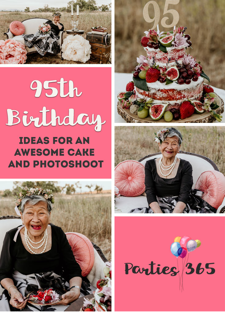 This Grandmas 95th Birthday Party Was Captured By Her Granddaughter During Vintage Inspired Milestone