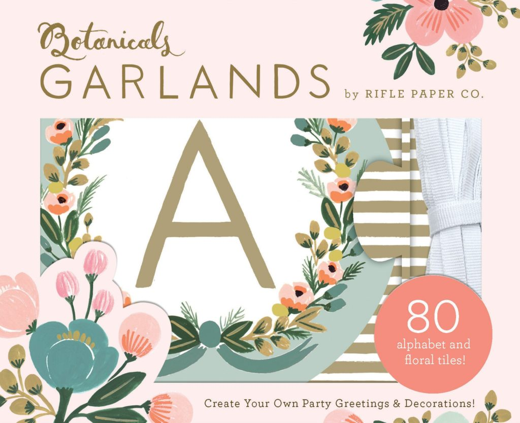 botanical garlands book