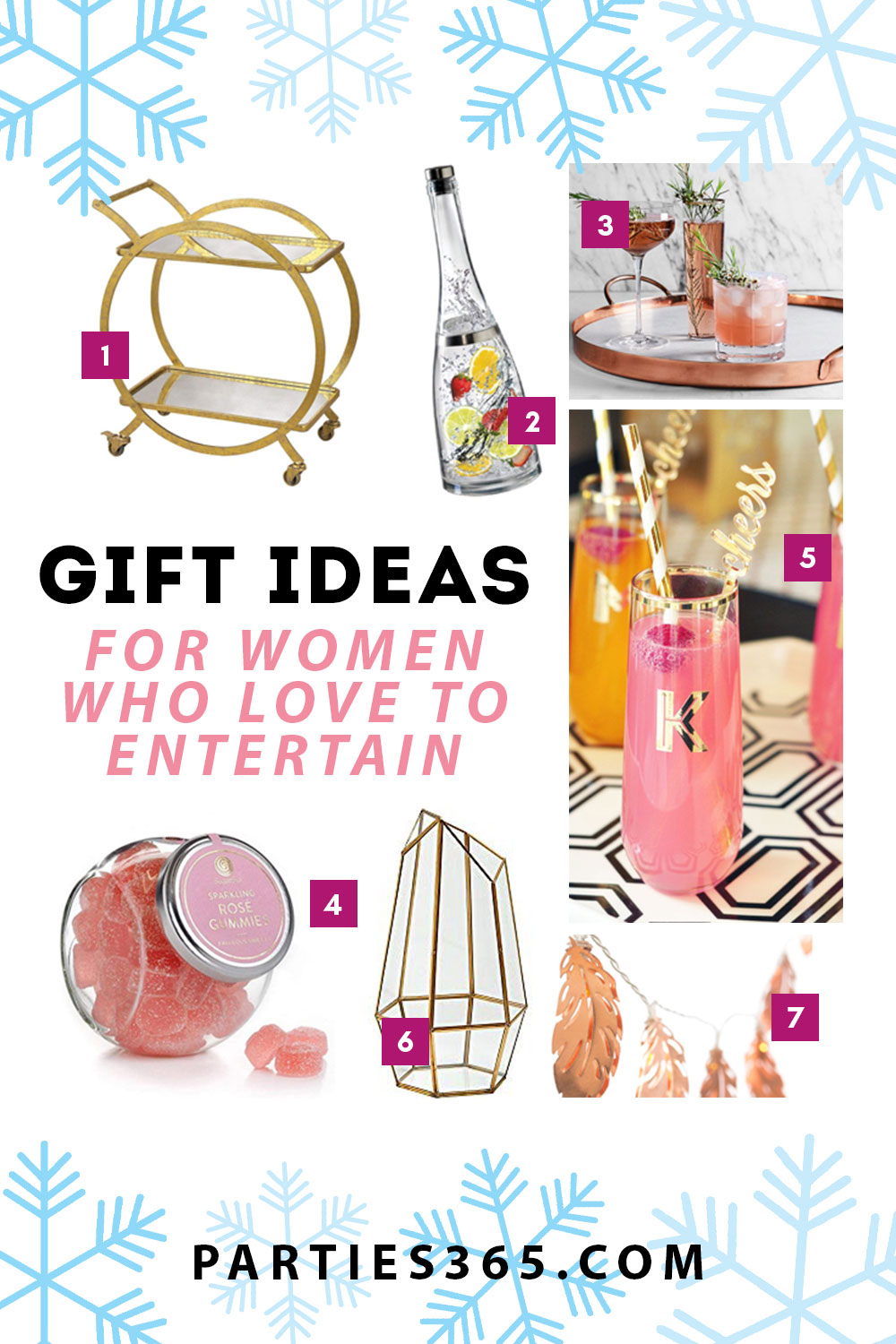 gift ideas for women who love to entertain
