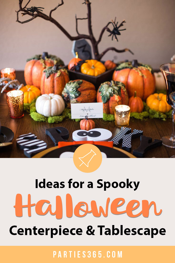spooky Halloween Tablescape Ideas and Centerpieces