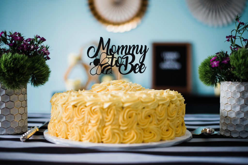 Mommy To Bee Baby Shower Bumble Bee Party Ideas Parties 365
