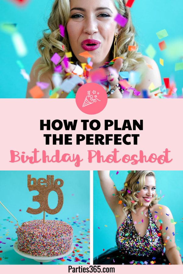 Birthday Photoshoot Ideas For Women Parties 365