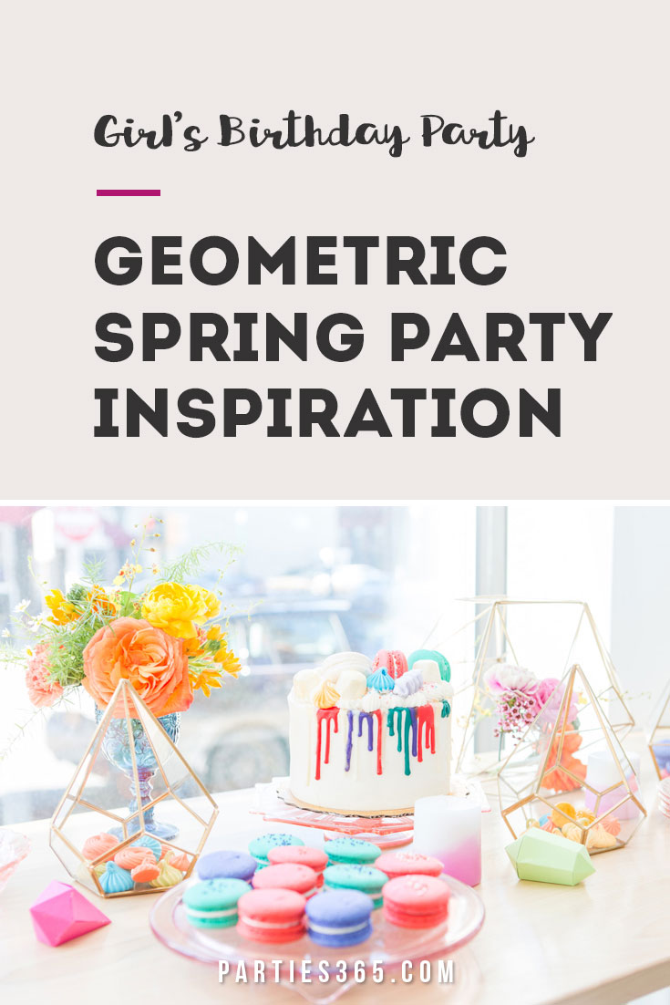 ideas for a spring girl's birthday party