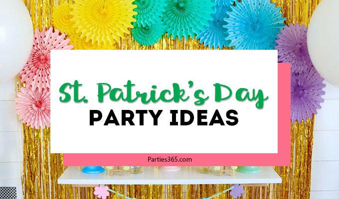 St. Patrick's Day Party Decoration Ideas