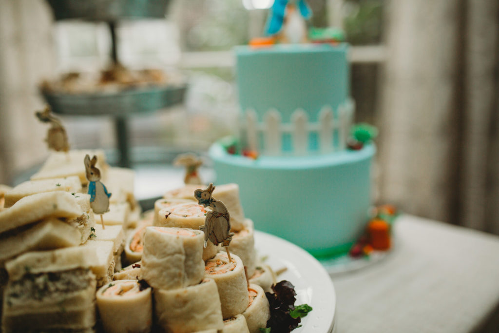 5 Ideas For A Dreamy Peter Rabbit Themed Baby Shower